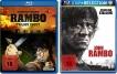 Blu-Ray Rambo 1-4, keine Box 1,2,3,4, John Rambo