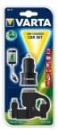 Varta USB Car Charger Set, KFZ Ladegeräte Set, Auto Ladegerät Handy