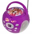 Mia and Me Radio CD & FM, pink